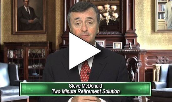 Two-Minute Retirement Solution Video