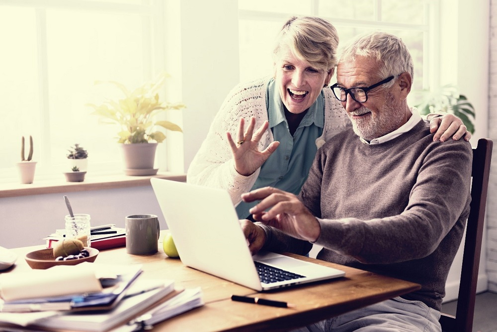 Online dating for pensioners