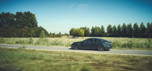 Image of a Tesla
